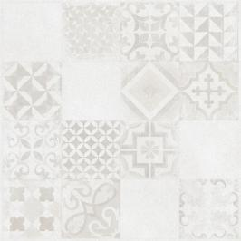 Dlažba Rako Betonico bílošedá 60x60 cm mat DAK63795.1