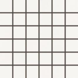 Mozaika Rako Blend bílá 30x30 cm mat WDM06805.1