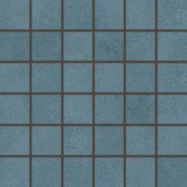Mozaika Rako Blend tmavě modrá 30x30 cm mat WDM06811.1