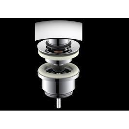 Umyvadlový vtok OPTIMA 5/4, clic-clac hranatý VF785CRQ