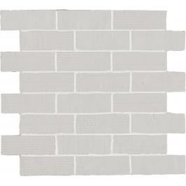 Mozaika Dom Comfort G grey brick 33x33 cm mat DCOGMB40