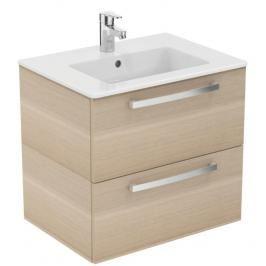 Koupelnová skříňka pod umyvadlo Ideal Standard Tempo 60x44x55 cm dub pískový E3240OS
