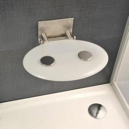 Sprchové sedátko Ravak Ovo P bílá B8F0000001