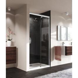 Sprchové dveře 100x200 cm pravá Huppe Aura elegance chrom lesklý 401512.092.322
