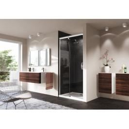 Sprchové dveře 160x190 cm levá Huppe Aura elegance chrom lesklý 401408.092.322