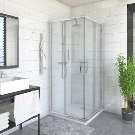 Sprchové dveře 90x200 cm levá Roth Proxima Line chrom lesklý 528-9000000-00-02