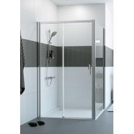 Sprchové dveře 180x200 cm levá Huppe Classics 2 chrom lesklý C25315.069.322
