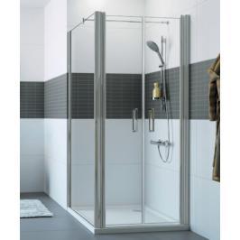 Boční zástěna ke sprchovým dveřím 90x200 cm Huppe Classics 2 chrom lesklý C23909.069.322