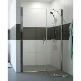 Sprchové dveře 140x200 cm Huppe Classics 2 chrom lesklý C24710.069.322