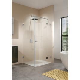 Sprchový kout čtverec 80x80x200 cm pravá Riho Soft Q203 chrom lesklý GQ0004202