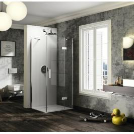 Sprchové dveře 130x200 cm pravá Huppe Solva pure chrom lesklý ST0712.092.322