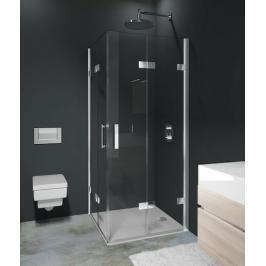 Sprchové dveře 75x200 cm levá Huppe Solva pure chrom lesklý ST4708.092.322