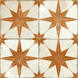 Dlažba Peronda FS Star oxide 45x45 cm mat FSSTAROX