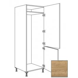 Kuchyňská skříňka vysoká Naturel Sente24 pro lednici 60 cm dub sierra 405.GD17802.R