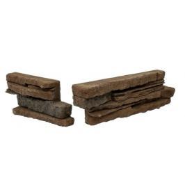 Krajovka Vaspo Kámen považan hnědá 6,7x20,5x11,5 cm V532021