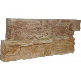 Obklad Vaspo Břidlice Hradní béžovohnědá 14,5x37 cm V52302