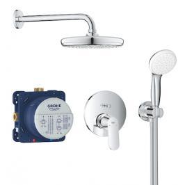 Sprchový systém Grohe Eurosmart Cosmopolitan včetně podomítkového tělesa chrom 25219001