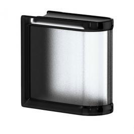 Luxfera Glassblocks MiniGlass šedá 15x15x8 cm sklo MGSLELIC