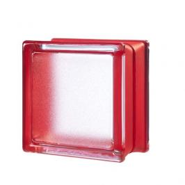 Luxfera Glassblocks MiniGlass červená 15x15x8 cm sklo MGSCHE