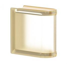 Luxfera Glassblocks MiniGlass vanilka 15x15x8 cm sklo MGSLEVAN