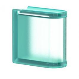 Luxfera Glassblocks MiniGlass mátová 15x15x8 cm sklo MGSLEMIN
