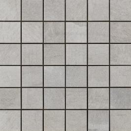 Mozaika Sintesi Atelier S bianco 30x30 cm mat ATELIER8948