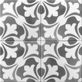 Dlažba Tonalite Aquarel grigio sirius 15X15 cm mat AQUSIRGR