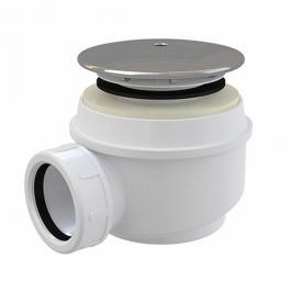 Roth Vaničkový sifon chrom plast bílá Ø50/60 mm 8100002