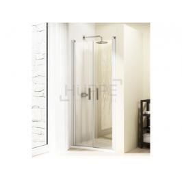Sprchové dveře 100x200 cm Huppe Design Elegance chrom lesklý 8E1306.092.322