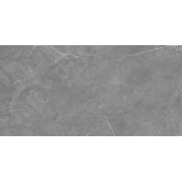 Dlažba Fineza Glossy Marbles layla gris 60x120 cm glazovaná leštěná LAYGR612POL