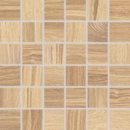 Mozaika Rako Board béžová 30x30 cm mat DDM06142.1