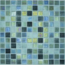 Skleněná mozaika Mosavit Gomera 30x30 cm lesk GOMERA