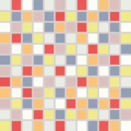 Mozaika Rako Tendence vícebarevná 30x30 cm pololesk WDM02001.1