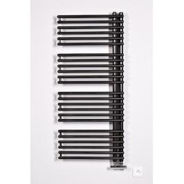 Radiátor kombinovaný Anima Henrik 113x60 cm antracit SIKOHTO6001200A