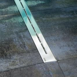Sprchový žlab Ravak Runway 30 cm nerez lesk lines X01418