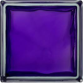 Luxfera Glassblocks violet 19x19x8 cm sklo 1908WVI