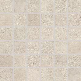 Mozaika Rako Stones hnědá 30x30 cm mat DDM06669.1