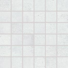 Mozaika Rako Cemento světle šedá 30x30 cm mat DDM06660.1