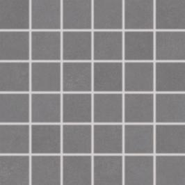 Mozaika Rako Trend tmavě šedá 30x30 cm mat DDM06655.1