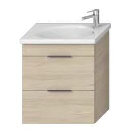 Koupelnová skříňka pod umyvadlo Jika Tigo N 62x36,3x70,5 cm jasan H40J2144015141