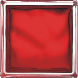 Luxfera Glassblocks red 19x19x8 cm sklo 1908WREBR