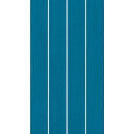 Dekor Fineza Via veneto petrolio prořez 25x45 cm mat WITP3068.1