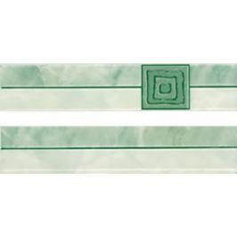Listela Multi Laura zelená 5x25 cm lesk WLAGE091.1