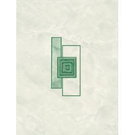 Dekor Multi Laura zelená 25x33 cm lesk WITKB087.1