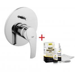 Vanová baterie Grohe Eurosmart New včetně podomítkového tělesa chrom 33305002