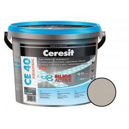 Spárovací hmota Ceresit CE 40 šedá 5 kg CG2WA CE40507