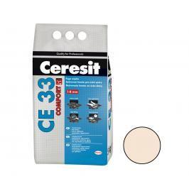 Spárovací hmota Ceresit CE 33 natura 5 kg CG1 CE33541