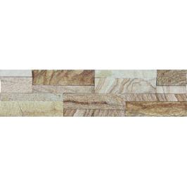 Obklad Mosavit Fachaleta sandstone 15x60 cm mat FACHALETASAST