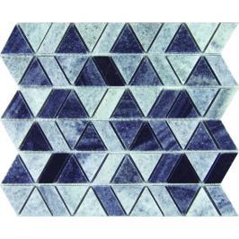Kamenná mozaika Mosavit Tamar negro cm lesk TAMARNE