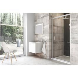 Sprchové dveře 100x190 cm Ravak Blix bílá 0PVA0U00Z1